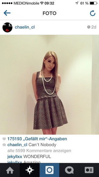 black lady gaga dress asian rihanna grey white classy cl dara dark bom