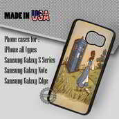 phone cover,doctor who belle