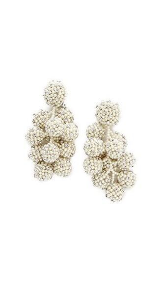 earrings pearl jewels