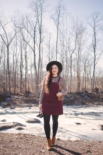 noelles favorite things blogger dress top hat shoes