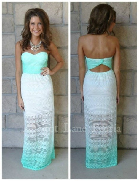 dress dress brand #howmuch  #wheretoget teal and white maxi maxi dress ment mentdress backless sweetheart neckline aztec long dress mentmaxidress maxi skirt green maxi dress blue skirt white dress maxi dress spring outfits summer summer dress mint the same exact as the picture light blue high low tube dress torqouise long dress