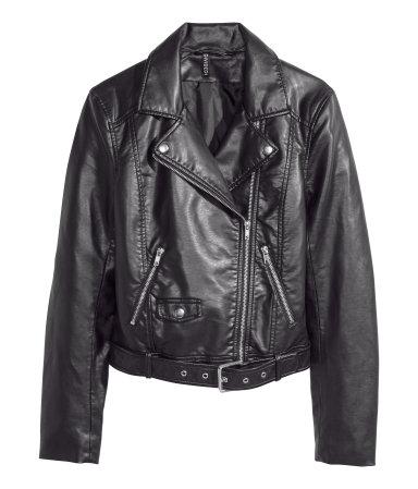 H&M Biker jacket £15