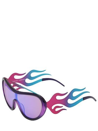 FKSHM Carbon Soul Sunglasses Purple