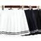 Aa stripe tennis skirt (3 colors) by shopstyleraiders