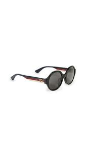 sunglasses,round sunglasses,black,grey,red