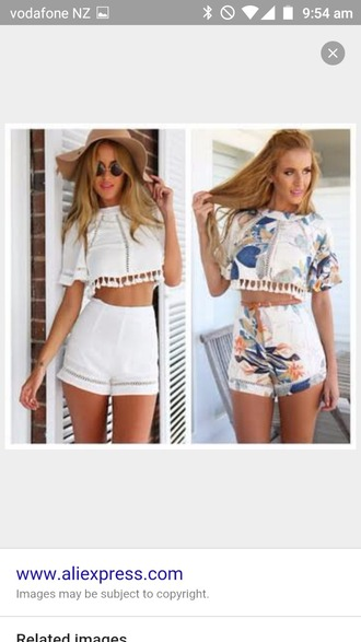 jumpsuit crop tops