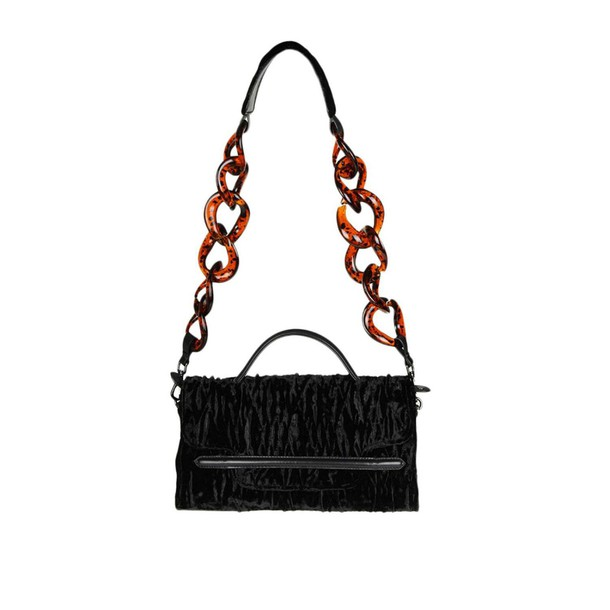 Zanellato women bag shoulder bag black