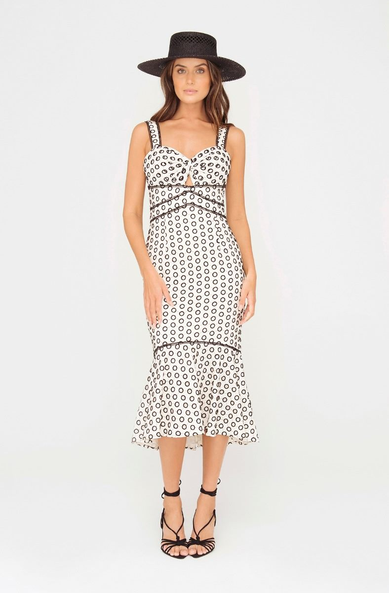 Trifecta Lace Dress