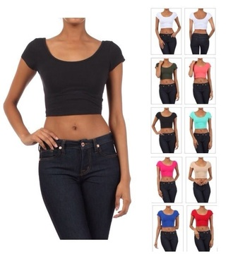 top crop tops plain plain white colours tank top tight plain black