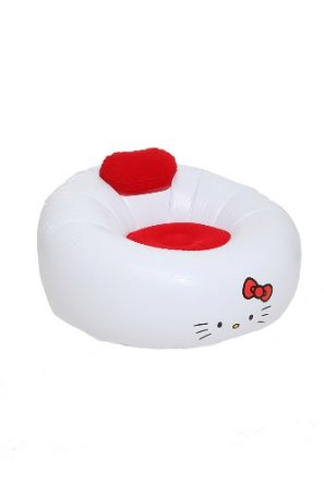 Amazon.com: Hello Kitty Inflatable Chair: Clothing
