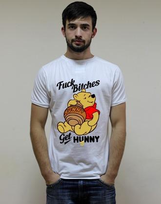 shirt winnie biggie winnie the pooh winnie-the-pooh notorious big notorious biggie smalls