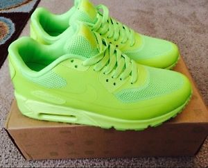 Nike Air Max 90 Hyperfuse Premium Volt Green ALL SIZES