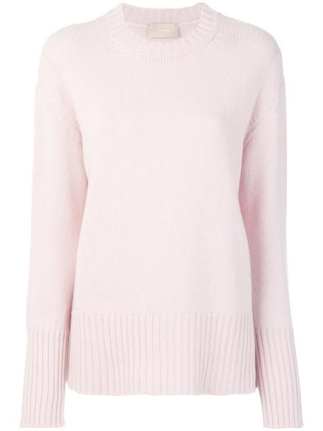 Drumohr jumper women purple pink sweater