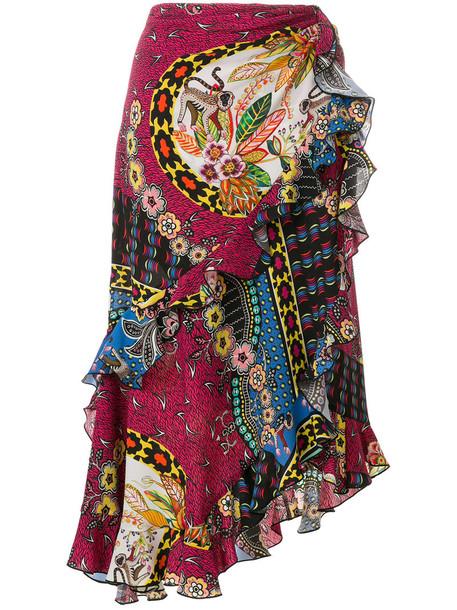ETRO skirt patterned skirt women spandex
