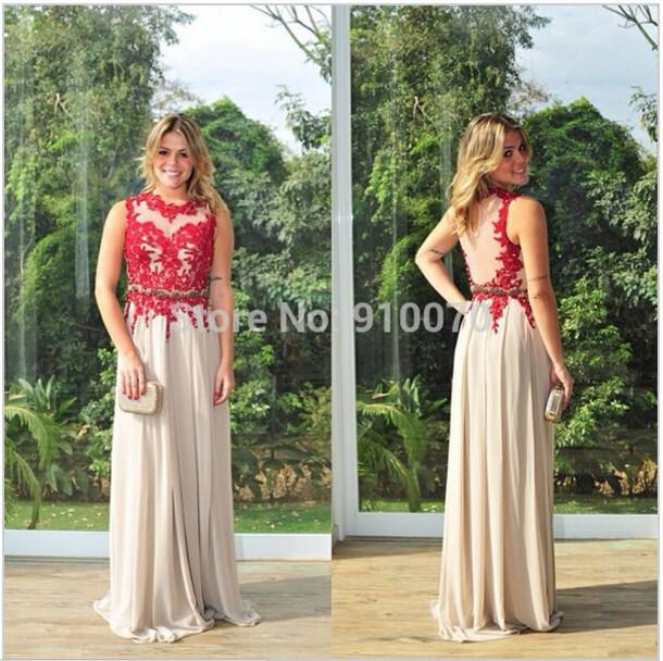 dress evening dress lace prom dress backless evening dress party dress