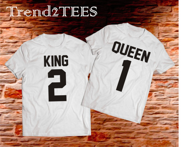T shirt trend 2 tees king queen t shirts king t shirt for We the kings t shirts