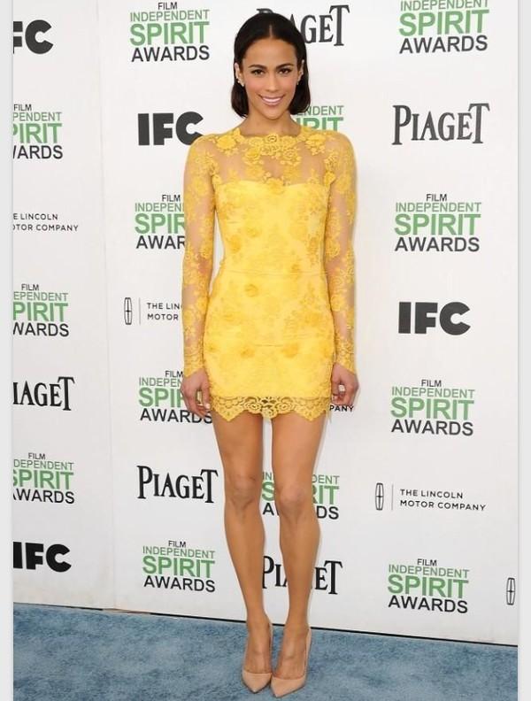 dress yellow dress lace dress paula long prom dress long sleeve dress short prom dress short sleeve designer