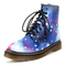 Harajuku galaxy psychedelic leather motorcycle boots · harajuku fashion · online store powered by storenvy