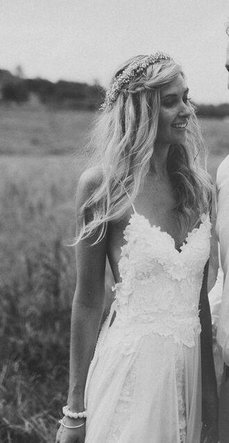 dress wedding dress white dress lace white lace white dress max dress floral lace floral dress