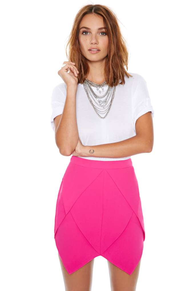Jagged Little Frill Skirt | Shop Skirts at Nasty Gal