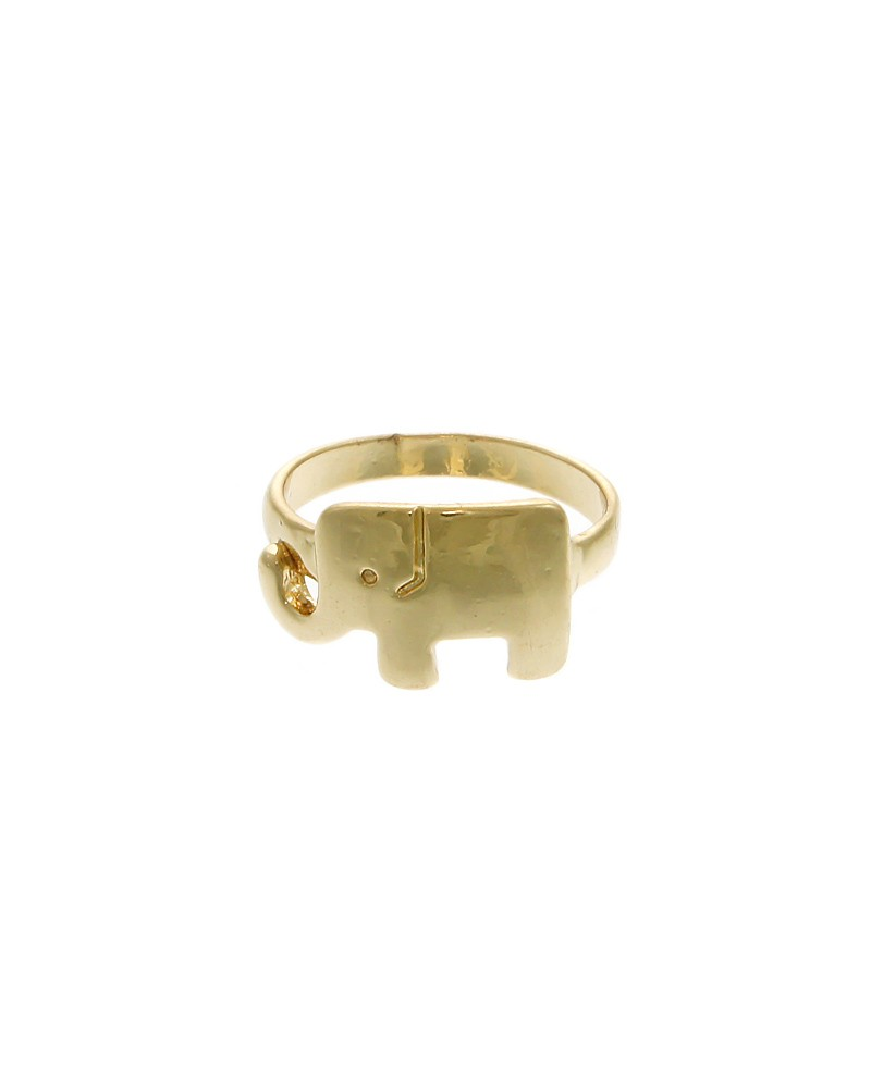 Elephant Knuckle Ring — SIMPLY CHIC