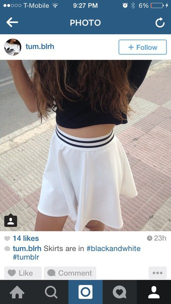 skirt tumblr outfit