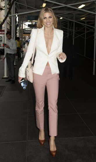 pants jacket annalynne mccord