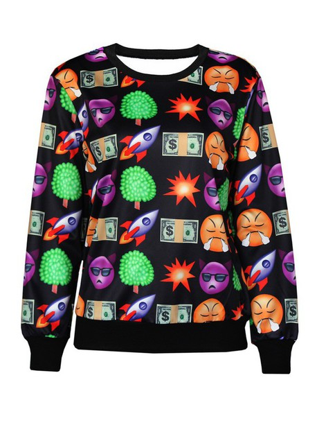 sweater emoji pants emoji print top free shipping emoji print emoji pants emoji print emoji shirt emoji pants trendy emoji print