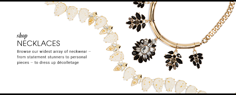 Fashion Necklaces: Statement, Chains & More   BaubleBar