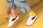 socks,pink,tumblr,food