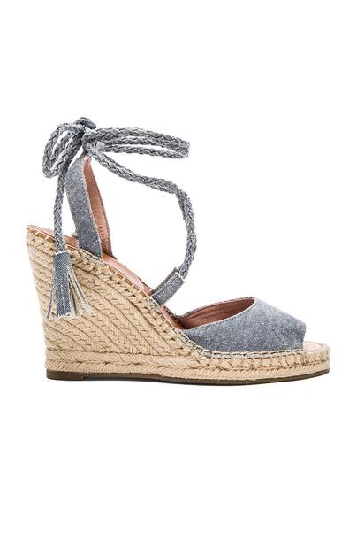 Joie heel blue