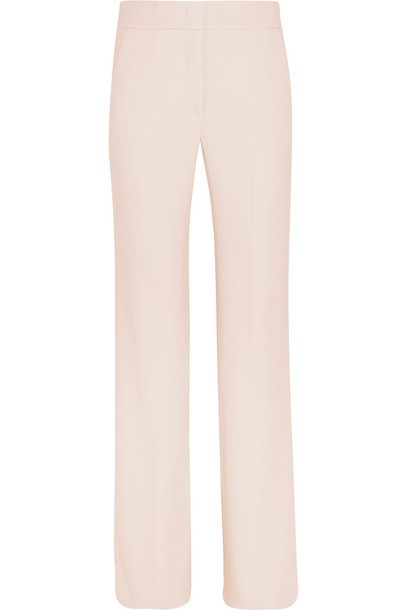 Joseph pants wide-leg pants new pastel pink pastel pink
