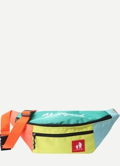 bag,girly,girly wishlist,bum bag,trendy,neon