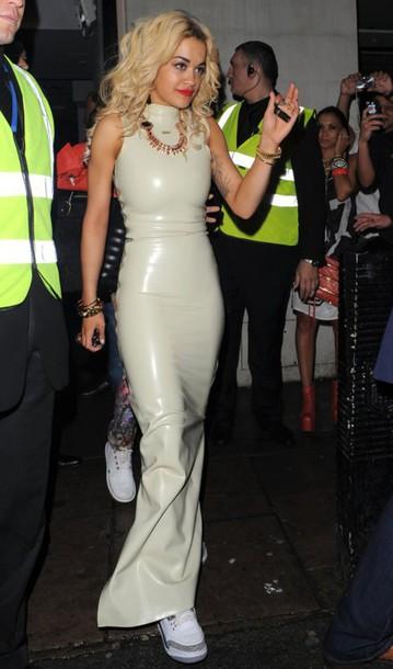 dress latex dress maxi dress bodycon dress