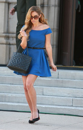 lauren conrad,blue bag,bag
