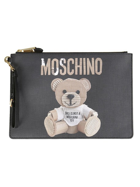 bear clutch bag