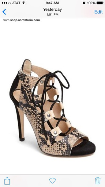 shoes hot heels