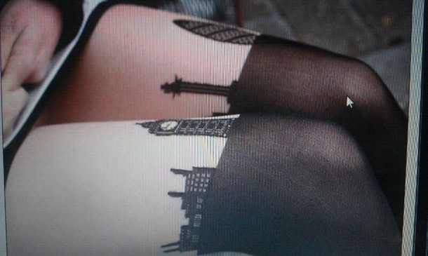underwear tights city stockings