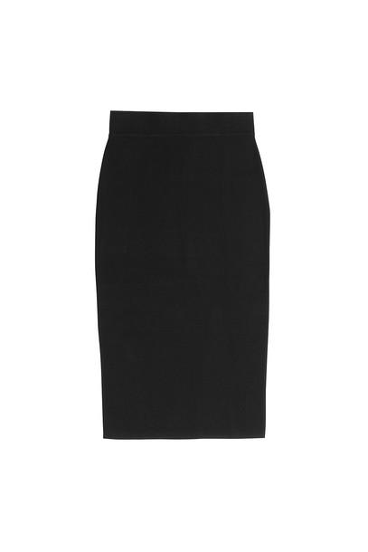Michael Kors Collection skirt pencil skirt classic black