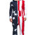 USA Onesie Stars and Stripes