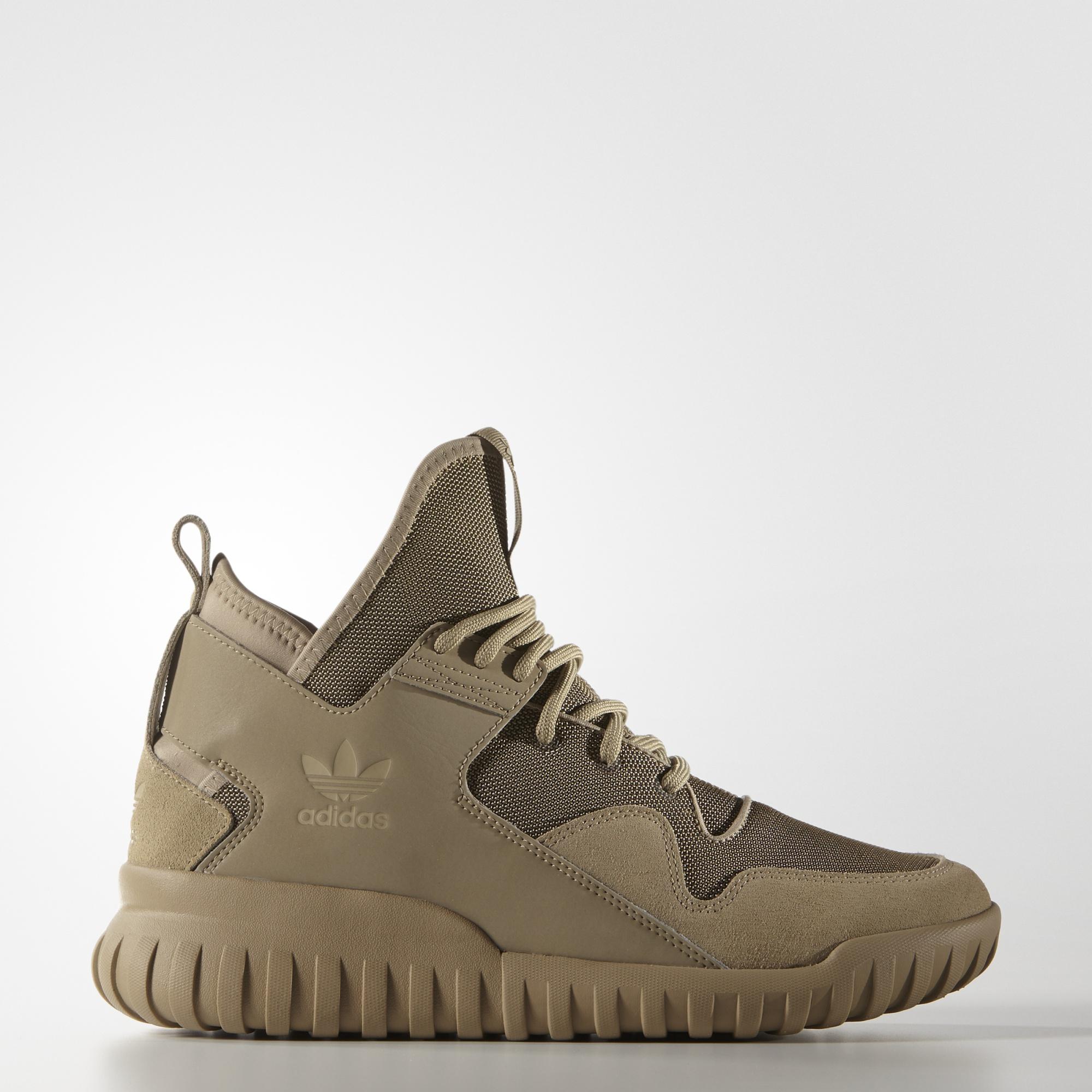 ee26f7c780f adidas Tubular X Shoes - Hemp