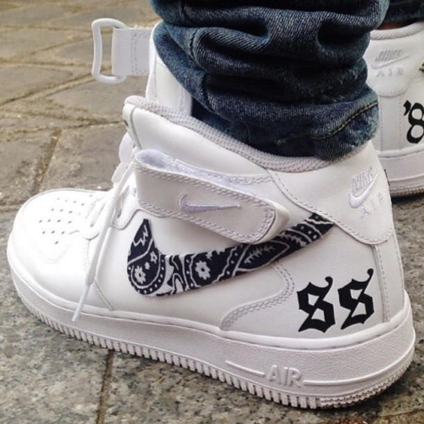 Bandana Nike Shoes For Sale
