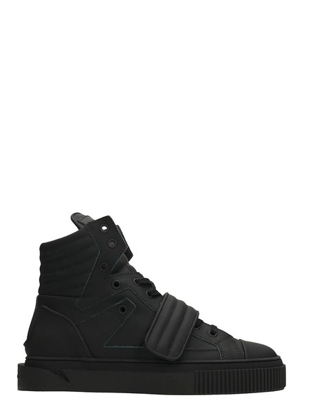 GIENCHI high sneakers black shoes