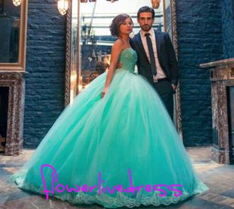 dress blue quinceanera dress ball gown prom dresses sweetheart prom dresses tulle prom dress beaded prom dresses 2016 quinceanera dresses