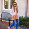 Oversized sunglasses | the teacher diva