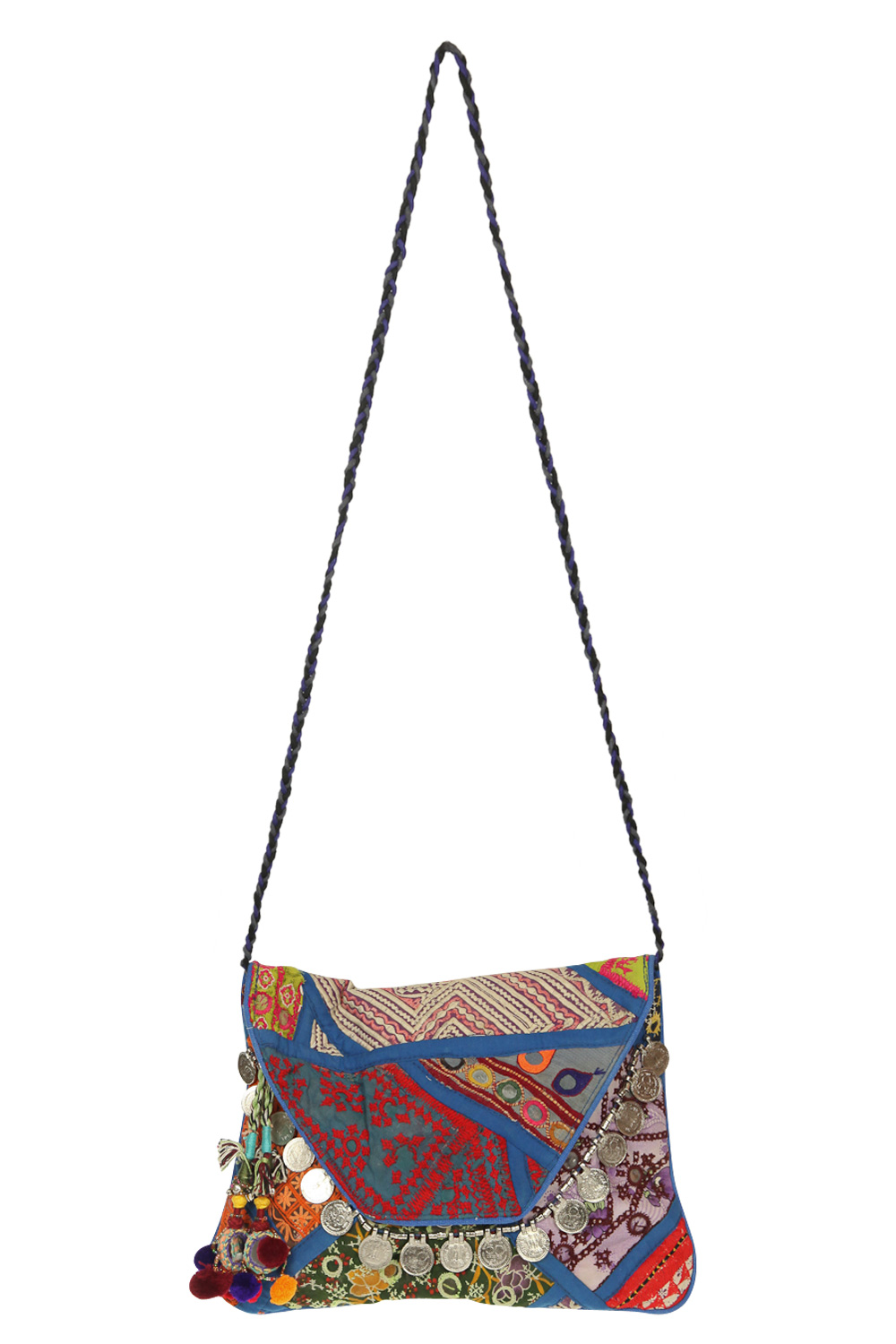 Zoda jewellery online bright colours Prana Wallet Side Bag ...