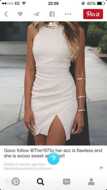 dress white dress dress