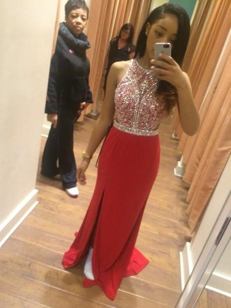dress, camille de vie prom dress - Wheretoget
