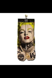 socks,marylin,style,swag,girl,menswear,fashion