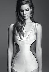 jumpsuit,lana del rey,colorblock,silhouette,romper,shorts,dress,bodicon,bodice,black and white dress,black and white